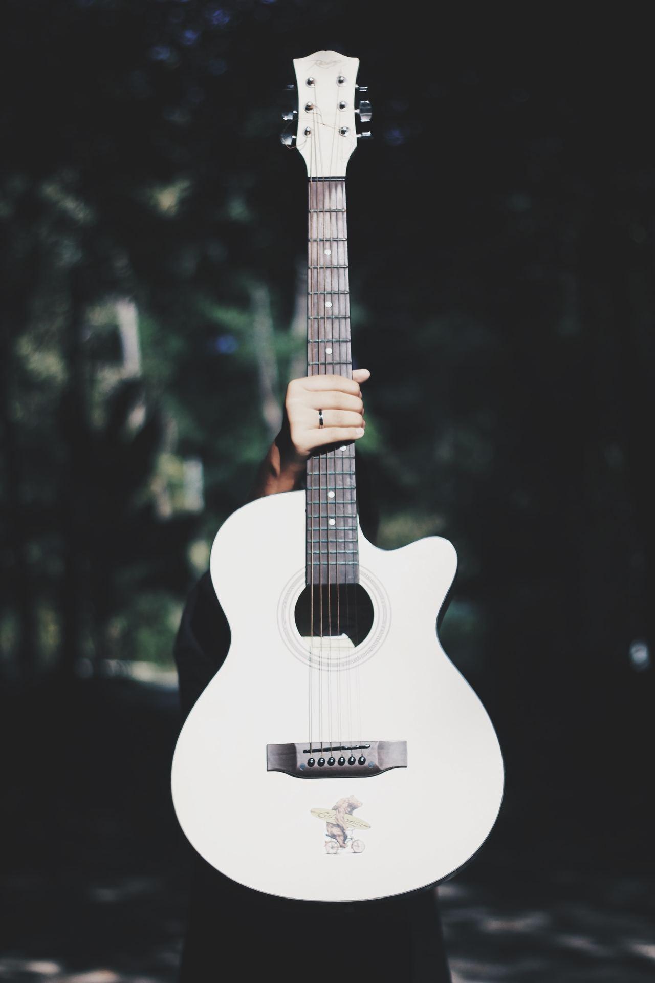 Hitta ditt musikinstrument